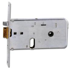 Serratura Elettrica da Infilare Iseo Art. 551.701 Misura 70 mm Frontale 16 mm