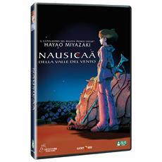 Dvd Nausicaa Della Valle Del Vento