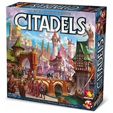 Citadels - Day one: 06/10/17