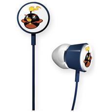 Angry Birds Space Tweeters, Intraurale, Interno orecchio, Chiuso, Cablato, Nero, 132 x 98 x 22 mm