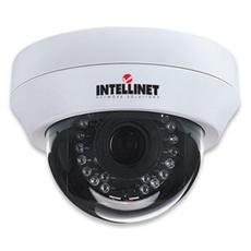 Telecamera IP PoE dome con Notturna IR Videosorveglianza