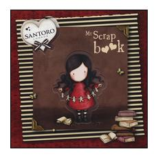 My scrapbook. Con adesivi