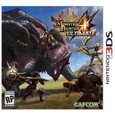 N3DS - Monster Hunter 4 Ultimate