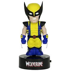 Figura Marvel Comics Body Knocker Bobble Figure Wolverine 15 Cm