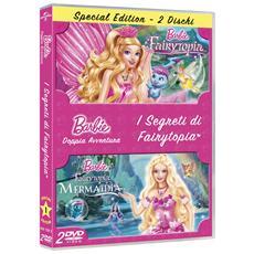 Dvd Barbie Dop. Avv. #01-i Segreti Di Fair
