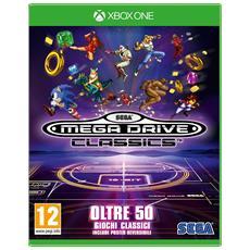 XONE - SEGA Mega Drive Classics - Day one: 29/05/18
