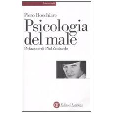Psicologia del male