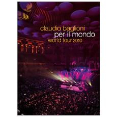 Dvd Baglioni Claudio-one World Tour 2010
