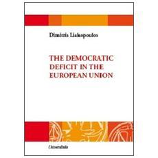 The democratic deficit in the European Union