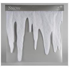 Neve per Bordatura da 2 m Colore Bianco
