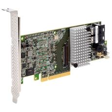 RS3DC080, SAS, Serial ATA III, PCI Express x8, Half-height (low-profile) , 0, 1, 5, 6, 10, 50, 60, 1024 MB, DDR3