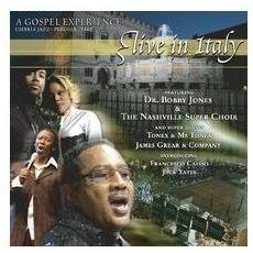 Dr. Bobby Jones - A Gospel Experience - Live In Italy