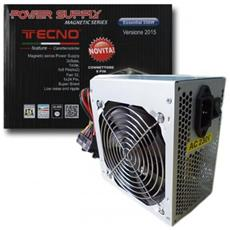 Magnetic Series Alimentatore ATX 550W Super Silent - Retail