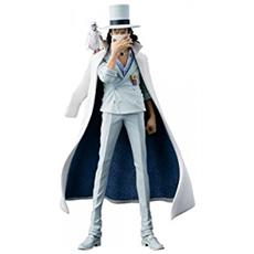 Figure One Piece Rob Lucci White