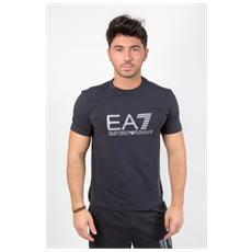 T-shirt Train Visibility M Tee Blu Xl
