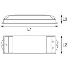Zkc1-10 Controller 1-10v Per Durastrip Luce Bianca