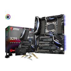MSI - Scheda Madre X299 GAMING PRO CARBON AC Socket LGA...