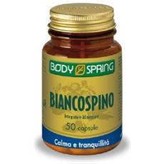 Body Spring Biancospino 50 Capsule Angelini