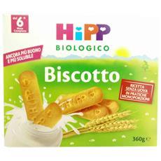 hipp biscotto solubile dal sesto mese 360 g