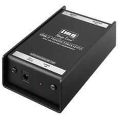 EMA-3, Interno, Microphone, Nero, 0 - 40 °C, +48V, XLR