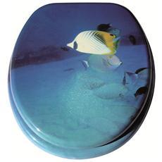 VALDOMO-VALWAY - Sedile wc universale pesci