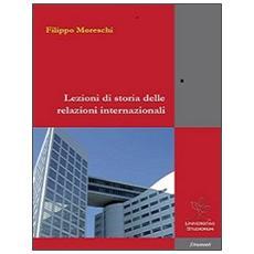 Lezioni di storia delle relazioni internazionali