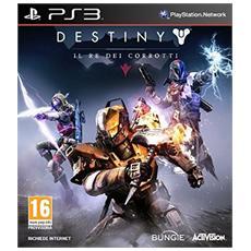 PS3 - Destiny il Re dei Corrotti