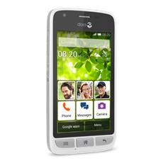 "Liberto 820 Mini Bianco Display 4"" Dual Core Storage 4Gb +Slot MicroSD Wifi Fotocamera 5Mpx Android -Tim Italia"
