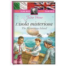 Isola Misteriosa (L') (I Classici Italiano-Inglese)