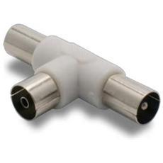 436212 Cable splitter Bianco cavo splitter o combinatori