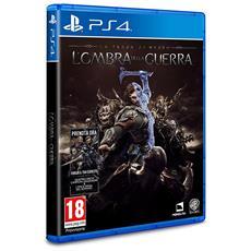 PS4 - La Terra di Mezzo - L'Ombra della Guerra