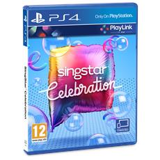PS4 - Singstar Celebration Playlink