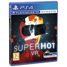 PS4 - Superhot VR (PS VR Richiesto)