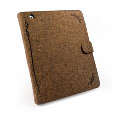 TLTIEHUGAD Cover Marrone compatibile Apple iPad 2