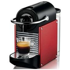 DE LONGHI - EN125R Pixie Macchina Caffè Nespresso Serbatoio...