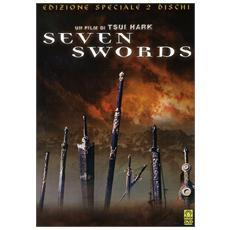 DVD SEVEN SWORDS (2 DVD ed. sp.)