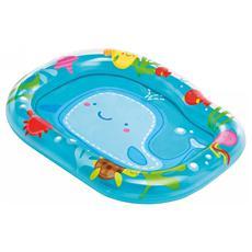 59406 Piscina Baby Balena Cm 112x84x12 Cm