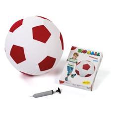 Giocare con Big Ball Rosso / Bianco (Gonfiabile) 55655
