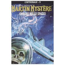 Martin Mystere #09 - Orrore Nello Spazio (Cartonato)