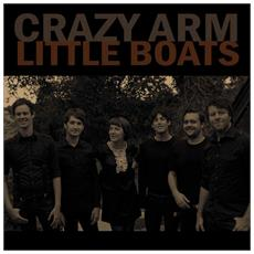 """Crazy Arm - Little Boats / All Men Are Butchers (7"""")"""