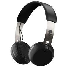 Cuffie Grind Wireless On-Ear con Microfono - colore Nero