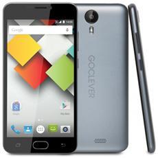 "Quantum 3 500 Argento 8 GB 4G/LTE Dual Sim Display 5"" HD Slot Micro SD Fotocamera 8 Mpx Android Italia"