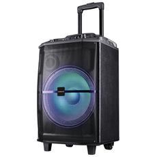 MusicBox Potenza 90W Bluetooth - Nero