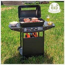 Barbecue A Gas Con Grill 1834va