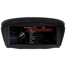 Autoradio Bmw E61 E63 E64 M5 Android Gps Bluetooth Wifi Mirror Link Airplay Usb Sd Mp3 Dvd Full Hd