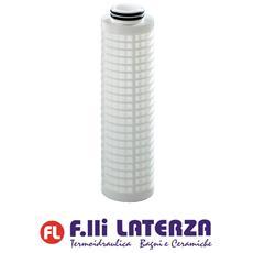 Cartuccia Rete Filtro Tubolare Poliestere Rl 10 Bx Filtro Senior 50 Mcr