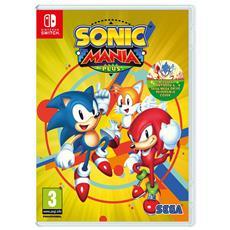 Switch - Sonic Mania Plus - Day one: GIU 18