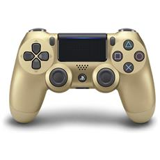 PS4 - Controller Dualshock 4 V2 Gold Wireless