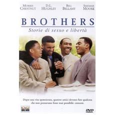 Dvd Brothers-storie Di Sesso E Liberta'
