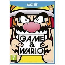 WiiU - Game & Wario